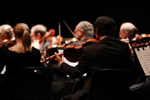 spectacle orchestre