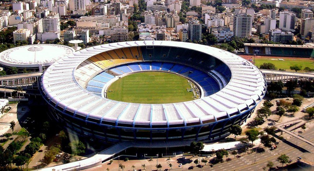 Le stade olympique de Rio