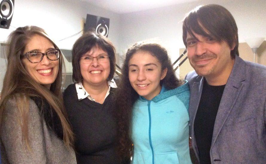Accès libre vision carrière Marie-Élaine Normandeau, Nathalie Thibeault, Sofia Soto et Benoit Racette. Sofia Soto