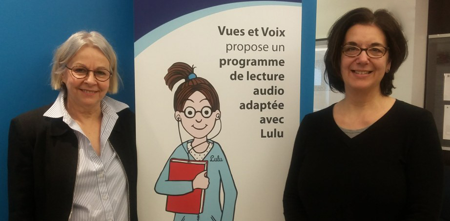 Lucie et Hélène