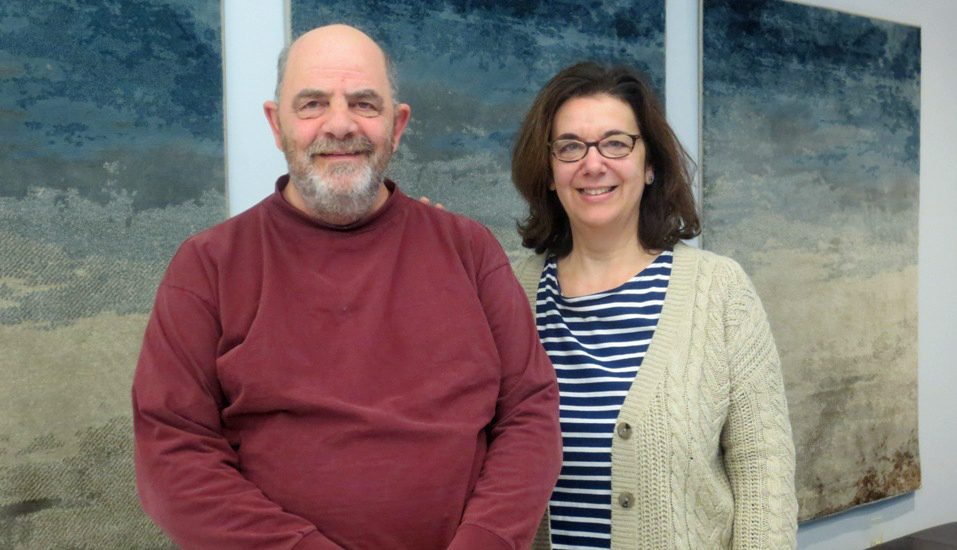 Alain Mongrain et Hélène Denis