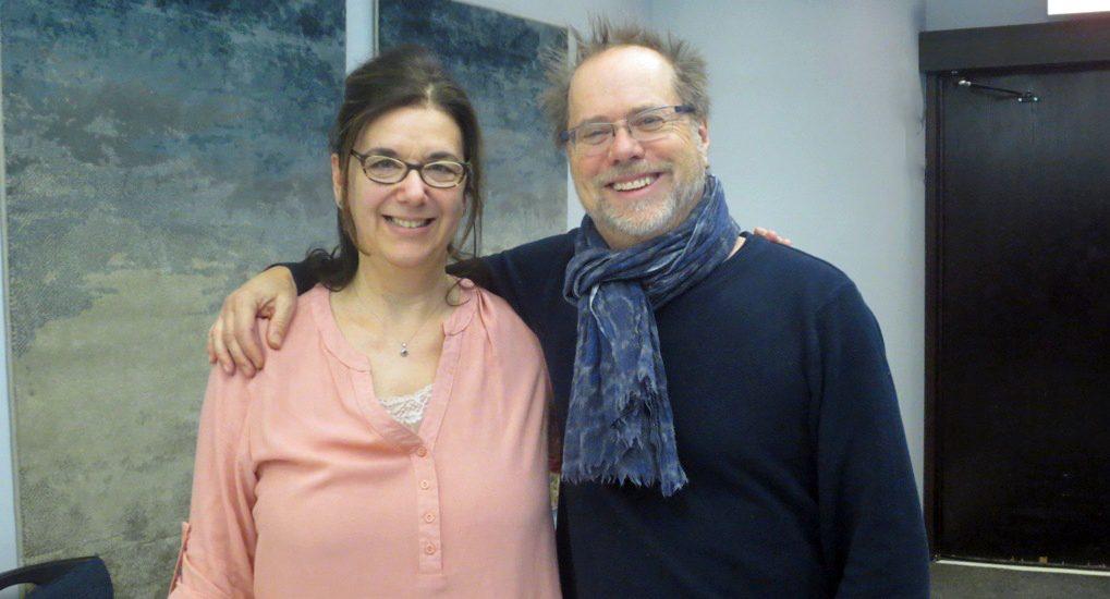 Hélène Denis et Denis Bouchard