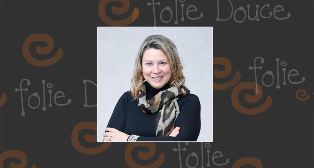 L'invitée de Folie Douce, Maryse Beaulieu, d ela Fondation CERVO